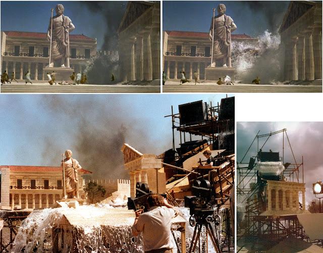 Matte Shot A Tribute To Golden Era Special Fx Movie Mayhem