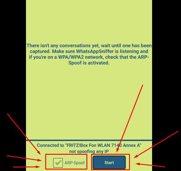 Cara Hack WhatsApp Orang Lain Lewat Aplikasi WhatsApp Sniffer 2019 ii