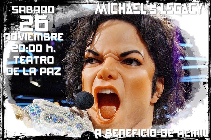 """""""MICHAEL's LEGACY"""" A BENEFICIO DE ACMIL EN ALBACETE"""