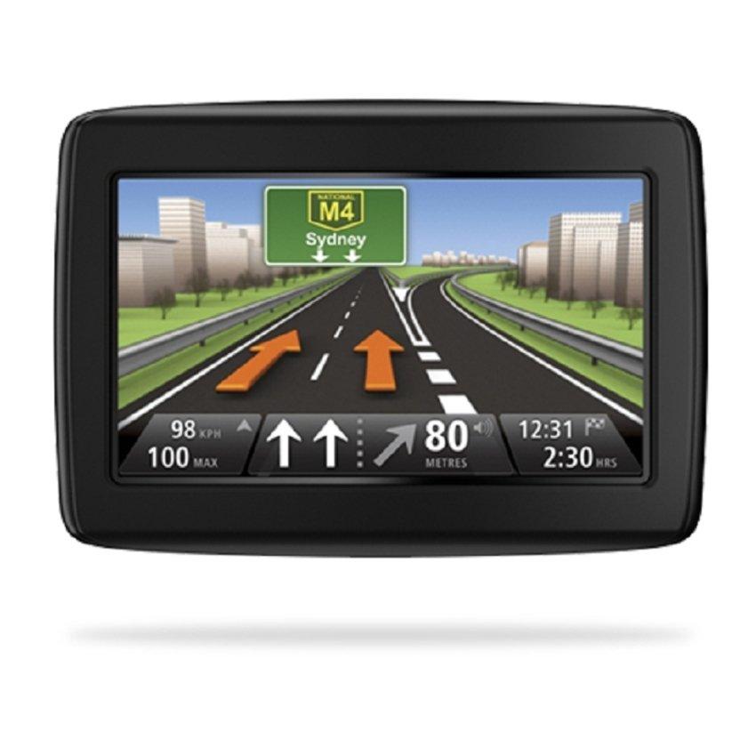 GPS canggih komplit peta rinci terbaru
