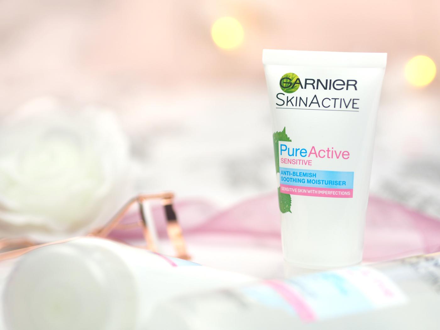 Garnier PureActive Sensitive Soothing Moisturiser