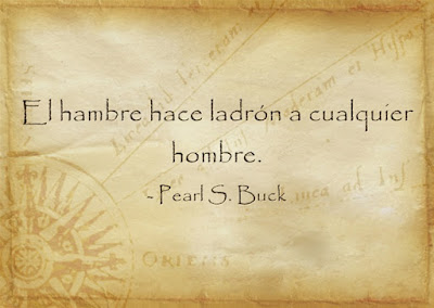 Cita de Pearl S. Buck