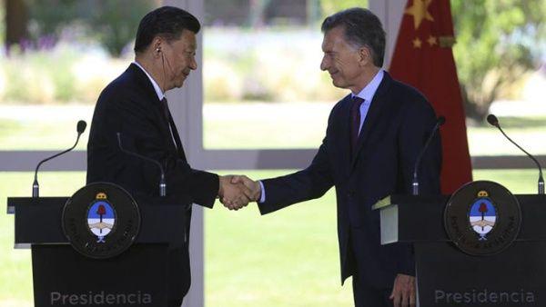 China y Argentina firman acuerdos bilaterales