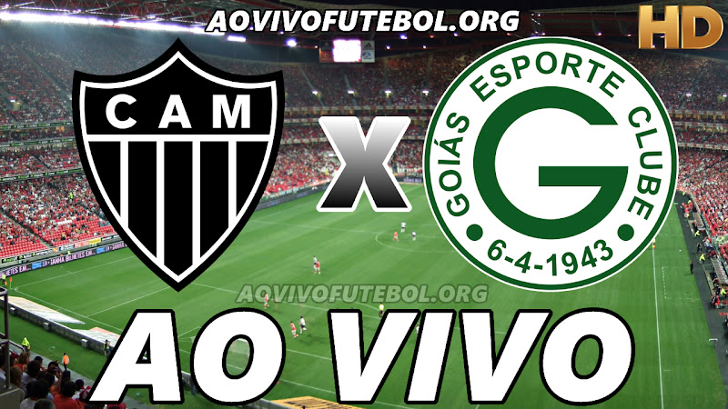 Atlético Mineiro x Goiás Ao Vivo HD TV PFC
