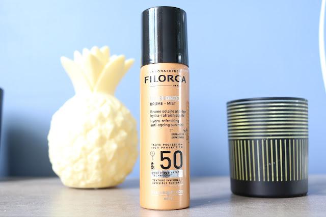 UV-Bronze Brume SPF50 de Filorga, elle est trop géniale !
