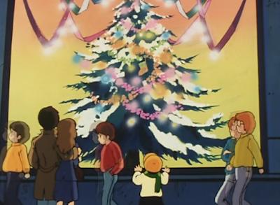 meilleurs épisodes de Noël dans les dessins animés japonais