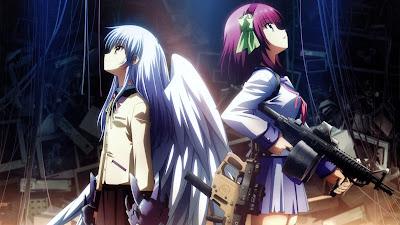 Angel Beats [13/13] +Ova +Final alternativo [Mega]
