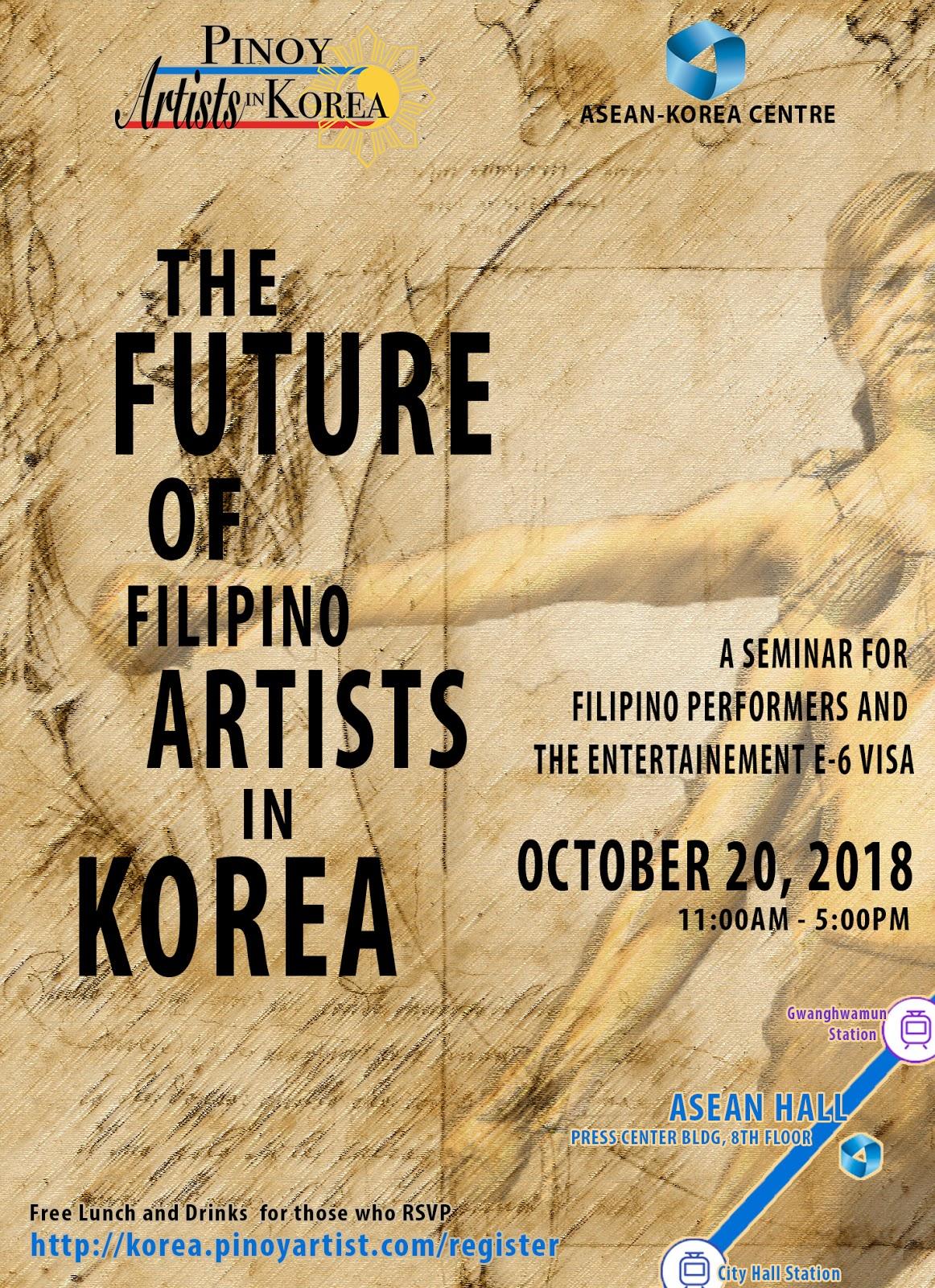 Event in Korea | Filipinos in South Korea