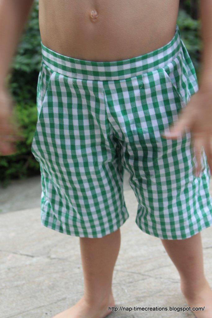 Chubby Boys Shorts