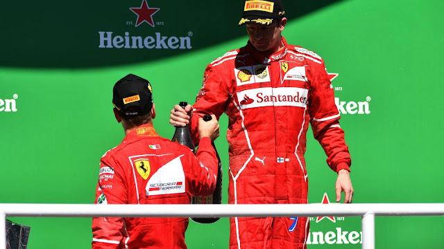 Pilotos de Ferrari Formula 1