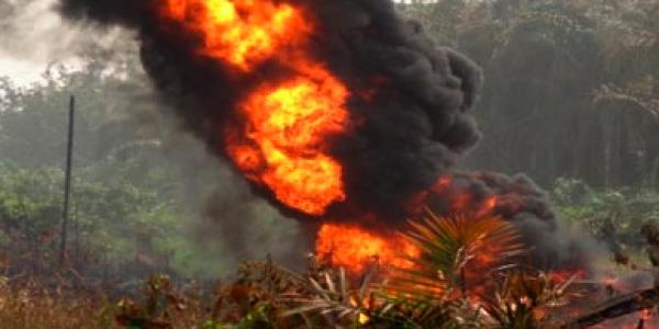 fire nnpc pipeline ijegun lagos