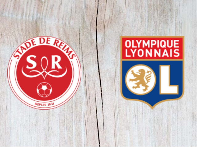Reims vs Olympique Lyonnais - Highlights - 17 August 2018