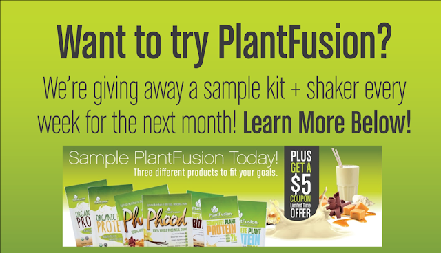 gluten free giveaway for plantfusion protein