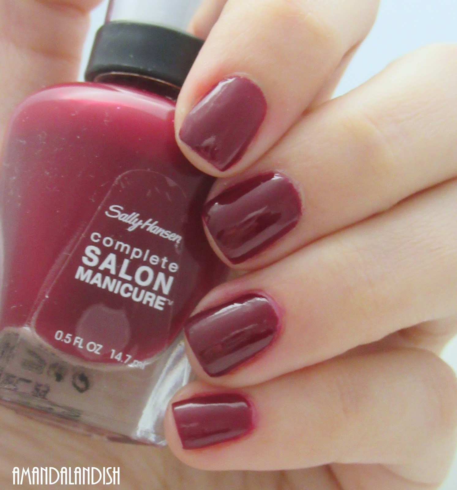 amandalandish: sally hansen new shades | winter 2016/2017
