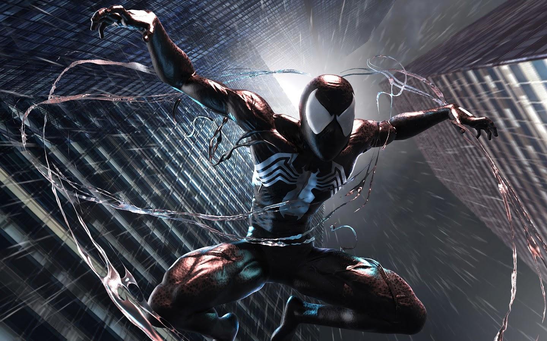Spider-Man, Symbiote, 4K, #173 Wallpaper