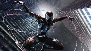 Spider-Man, Symbiote, 4K, #173