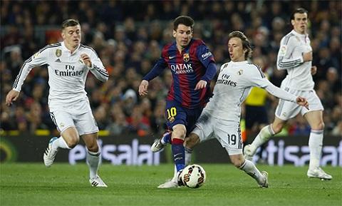 Luka Modric là điểm tựa hy vọng cho toàn đội