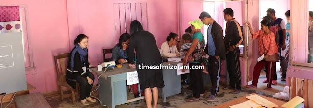 Mizoram to poll today