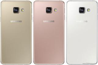 Gambar Samsung Galaxy A3 Edisi 2016 Berkamera 13 MP