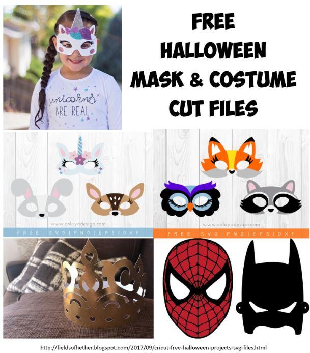Fields Of Heather: Cricut - Free Halloween Projects & SVG FIles