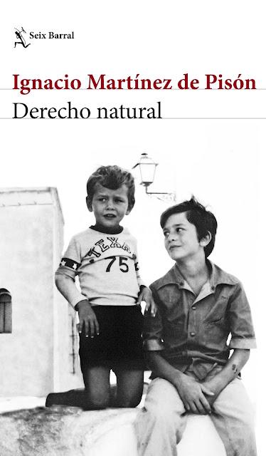 Portada del libro Derecho natural de Ignacio Martínez de Pisón