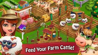 Hack Farm Day Village Farming Full Tiền và Kim Cương