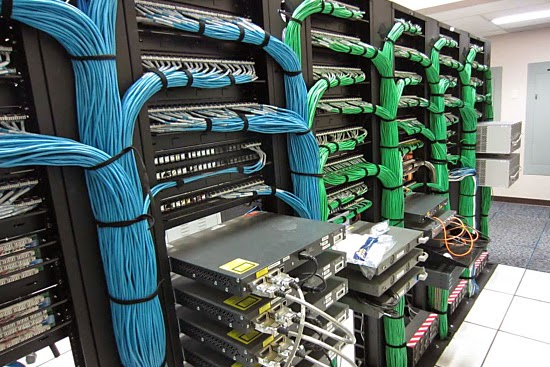 How to setup the ideal server room the official for Data center setup