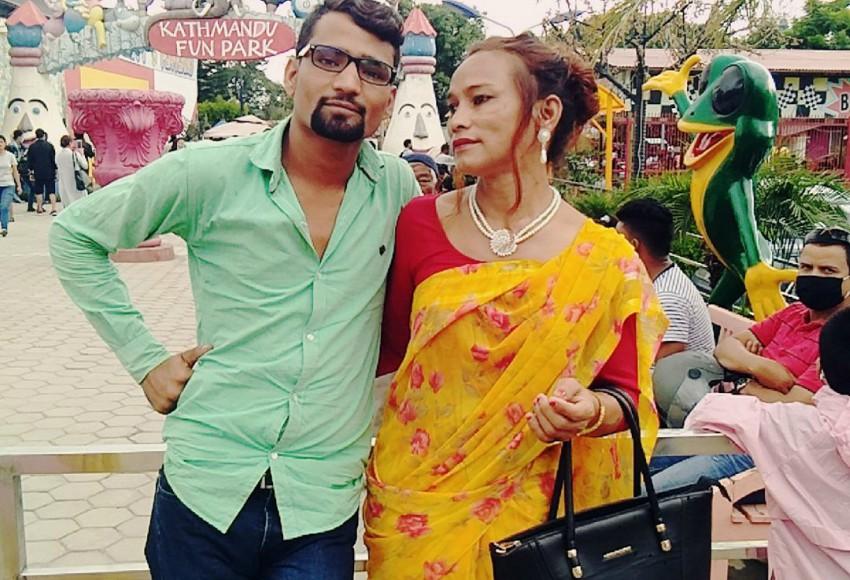 Casal nepalês faz história com o primeiro casamento trans do país ... 6599c26e52d28
