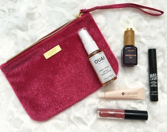 December Ipsy Bag Review