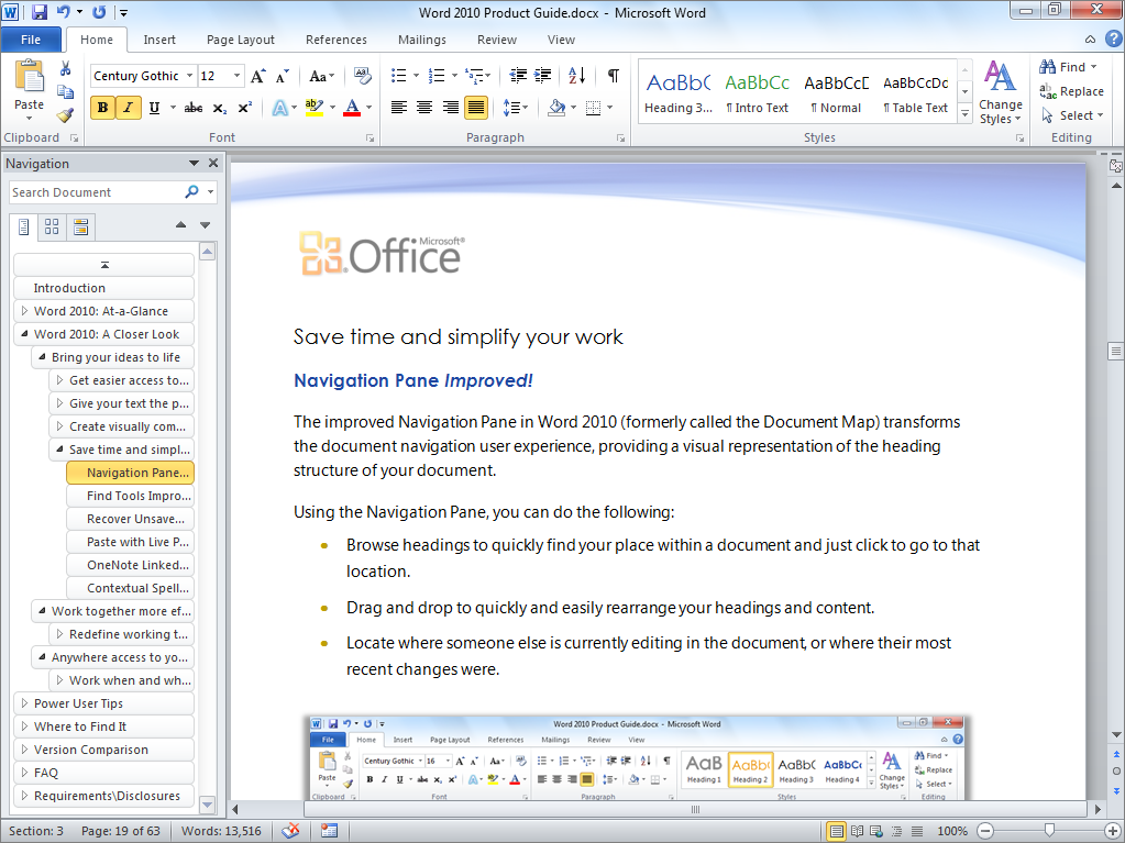 Download Microsoft Office 2010 Full Version Setup for free