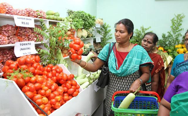 सब्जियों की कीमत में तेजी, थोक मुद्रास्फीति बढ़कर 0.79 फीसदी पर
