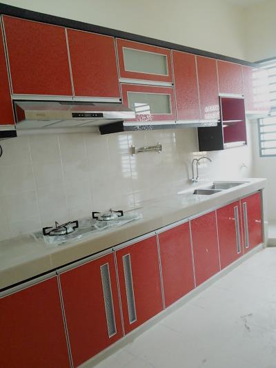 Kabinet Dapur Rumah Teres Submited Images