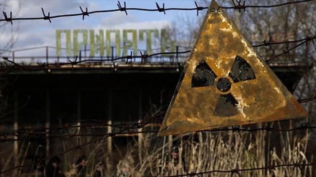 Ucrania se convertirá en el basurero nuclear de EEUU