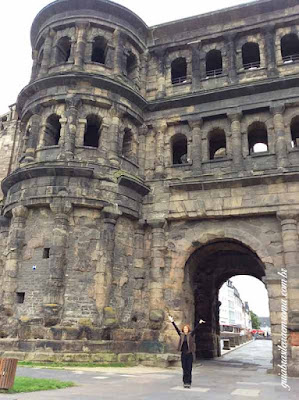 Porta Nigra em Trier
