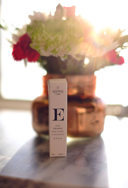 Review of Alima Pure Eye Primer