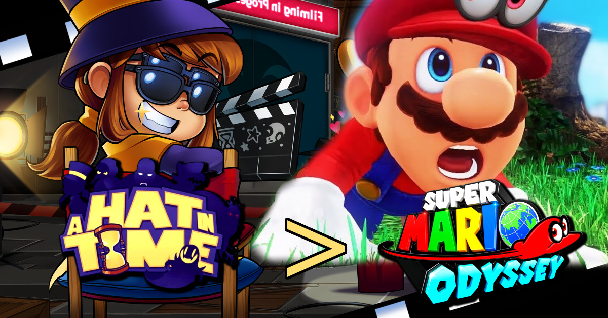 10 Reasons Why A Hat In Time Is Better Than Mario Odyssey