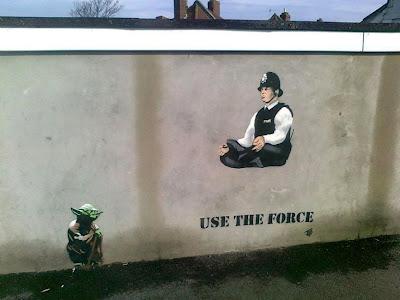 ejemplos de arte urbano