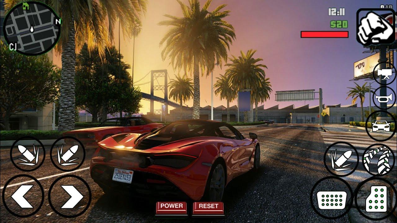 DOWNLOAD GTA V LITE ANDROID 400 MB MOD GTA SAN