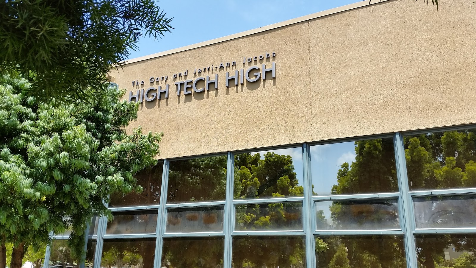 Principal Possum High Tech High Point Loma
