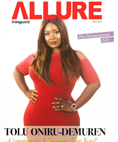 Toolz covers Vanguard Allure Magazine, opens up about initially feeling