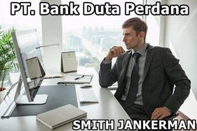 Lowongan Kerja Pekanbaru : PT. Bank Duta Perdana Agustus 2017