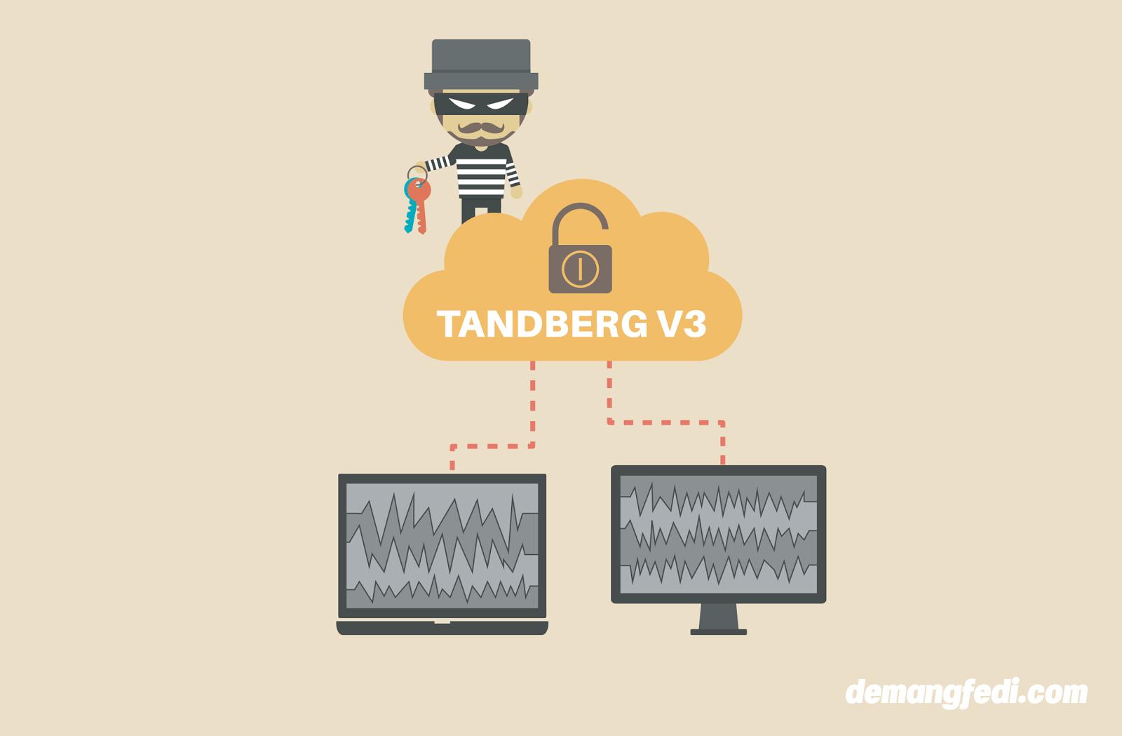 SW Tandberg V3 By Anubis_IR