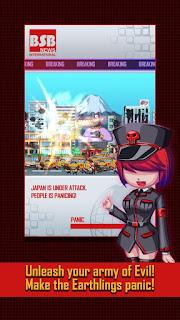 Game World Invader Apk