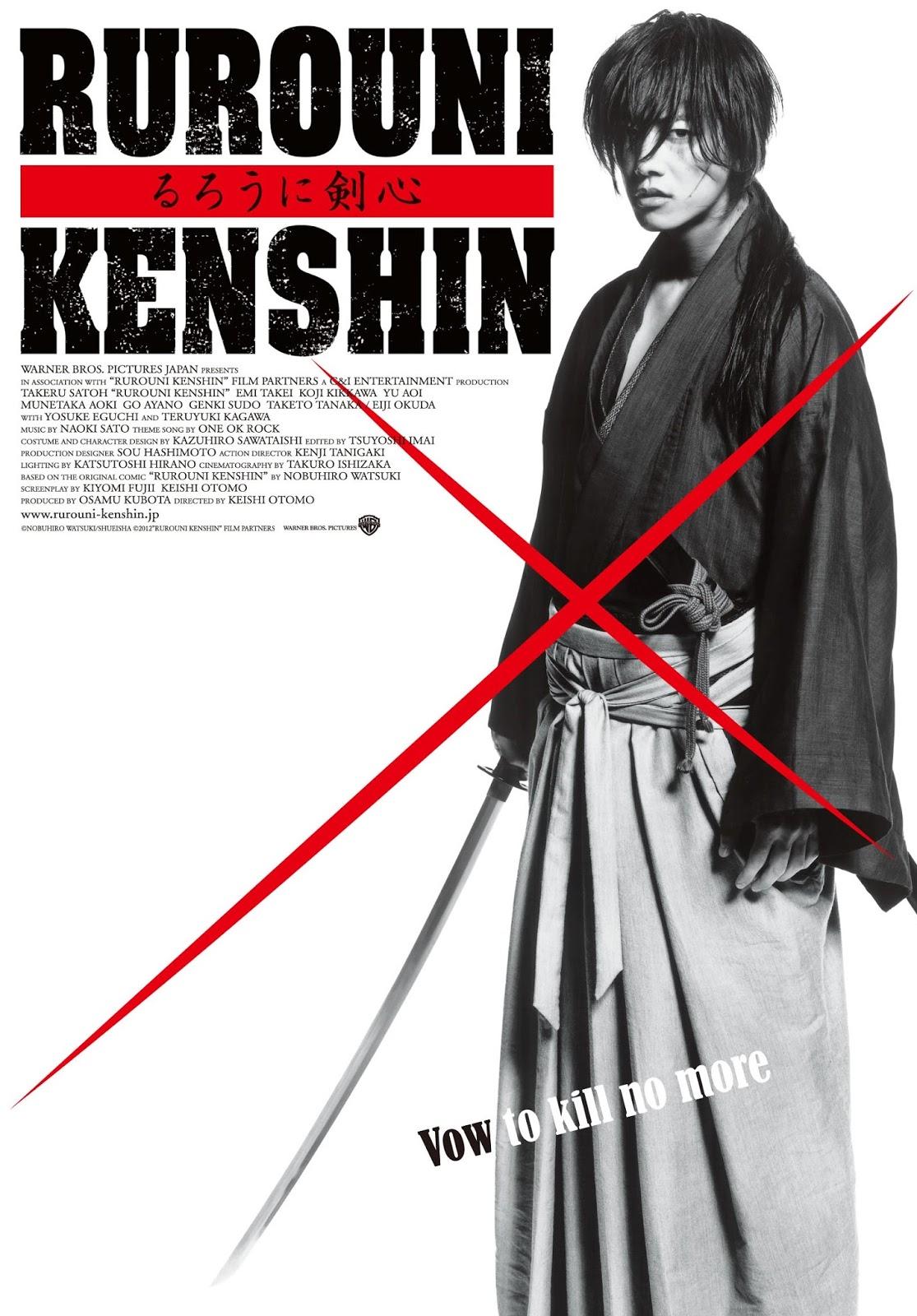 Nonton Film Rurouni Kenshin (2012)