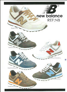 new balance tenis no atacado