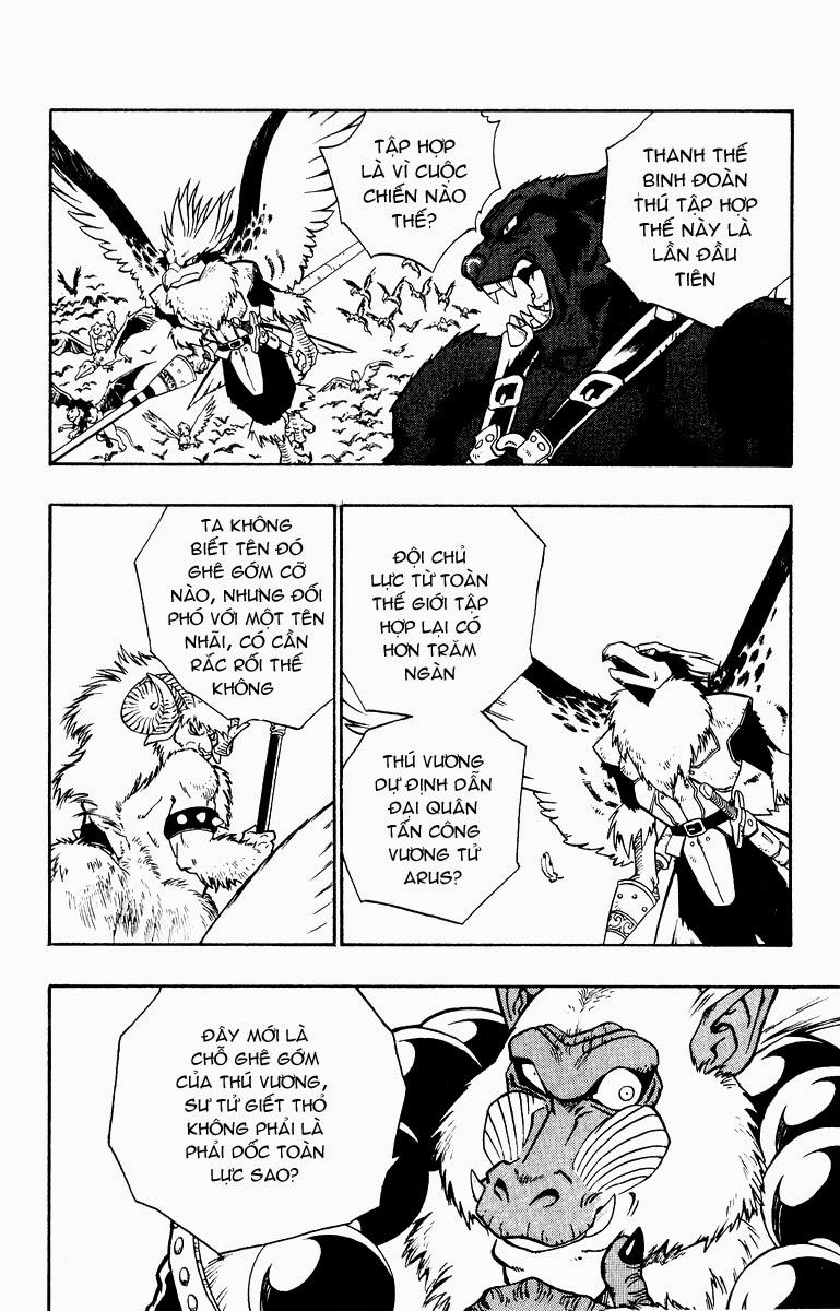 Dragon Quest: Emblem of Roto chapter 24 trang 22