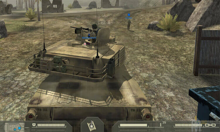 تحميل لعبة باتل فيلد 2 Battlefield