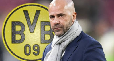 Peter Bosz Resmi Di Pecat Dari Borussia Dortmund