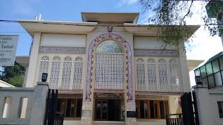 Masjid a-taubah makam habib kuncung