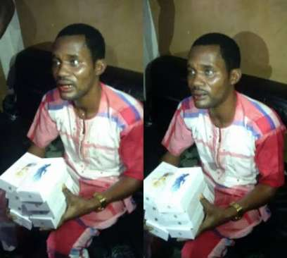 BREAKING: Seun Egbegbe, Toyin Aimakhu ExLover Charged To Court Over 9 iPones Theft